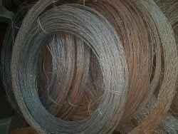 JINDAL Black Short Coil Wire, For Industrial