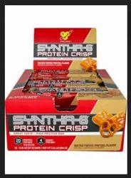 BSN-Syntha-6 Protein Crisp 12 Bars, Boost Energy