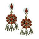 Tree of Life 925 Sterling Silver Earrings Jewelry