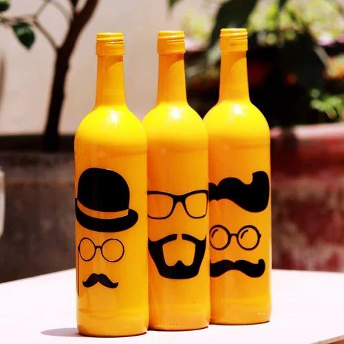 Old Wine Bottle Vases At Rs 700 Set New Delhi Id 17548549830