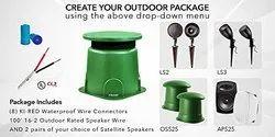 Garden Speaker