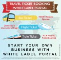 Complete White Label Solution For Bus And Flight Booking Service In Pan India