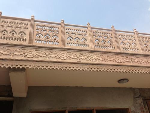 Stone Jali And Railing Dholpuri Stone Jali And Railing
