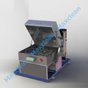 Rotary Basket-Table Type Component Washing Machine