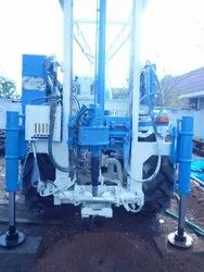 150m Deep Diamond Core Drilling Rig for Soil Investigation