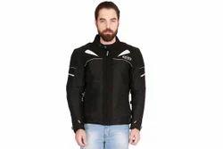 Sprint Black  Motorcycle Jacket