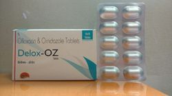 Ofloxacin 200mg & Ornidazole 500mg Tablets