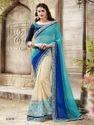 Jacquard Material Saree