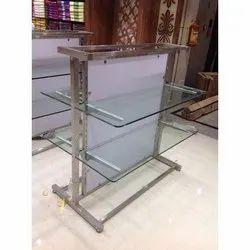 Glass Gondola Rack