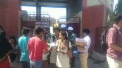 Pamphlet Distribution service by Hand to Hand