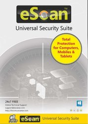 eScan Universal Security Suite (Multi-Device License)