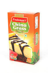 China Grass Processed Food