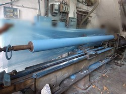 Pressing Roller Dyeing
