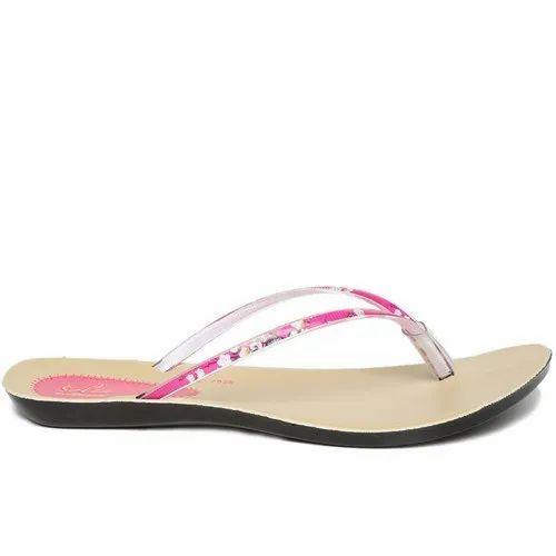 8a76ce3a574f Paragon Women Pink Solea Flip-Flops Sleeper