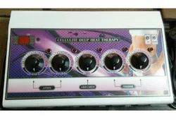 Albio Cellulite Deep Heat Therapy Machine used in Slimming