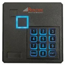 Realtime T-123 Stand Alone Access Control System, Dimension: 86x86x18 Mm