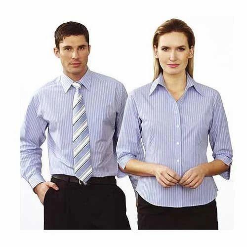 Cotton Office Uniform, Size: Large, Rs 1000 /set, Rich Solutions | ID: 15506720912