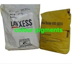 Lanxess Color Pigments