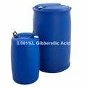 0.001%l Gibberellic Acid