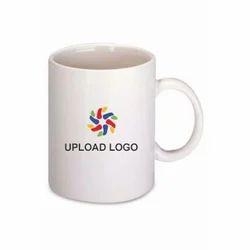 Corporate Logo Coffee Mug, Packaging Type: Box