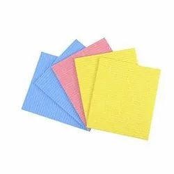 Cellulose Cleaning Wipes