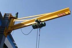Fixed Mount Type Crane