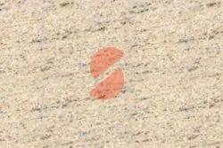 Beige Polished Raw Chiffon Granite, For Flooring, Thickness: 15-20 mm