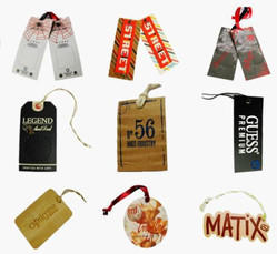 4 Color Kraft Paper TAG, Packaging Type: TAG Art Card