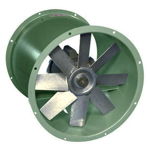 Tube Axial Flow Fan At Rs 60000 Piece Tubeaxial Fans