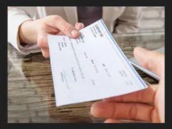 Cheque Bounce Cases Advocate Service