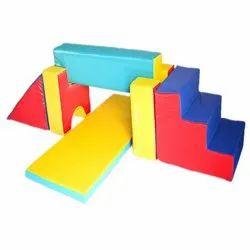 Indoor Play Slide Set