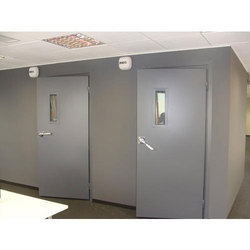 Silver Acoustic Steel Door  sc 1 st  IndiaMART & Acoustical Doors in Mumbai Maharashtra India - IndiaMART