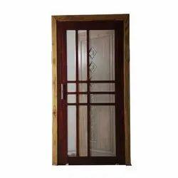 Modern Wooden Jali Doors Design