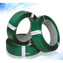 Green PET Polyester Strapping Roll