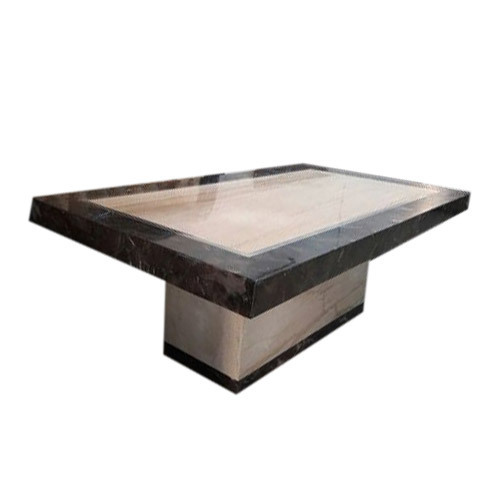 Composite Marble Center Table Top