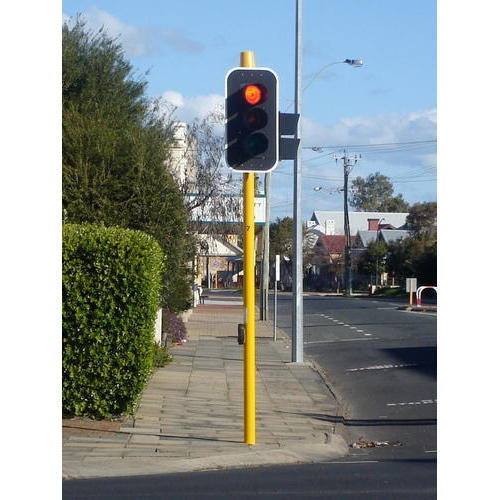 Traffic Light Pole