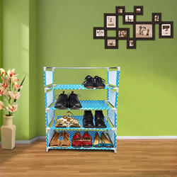 5 Layer Portable Folding Shoe Rack