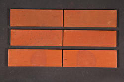 Terracotta Natural Mosaic Exterior Wall Tile, Size: 230 x 75 x 09 mm