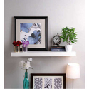 Furniture Cafe Wooden Floating Wall Shelves, For Home, Size: 25 Cm X 25 Cm X 10 Cm