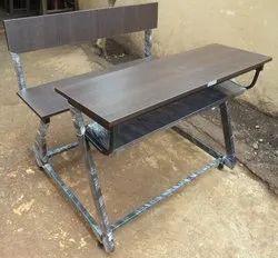 Z Type Dual Desk bench