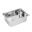 18X16X7 AMC Single Bowl Stainless Steel Sink