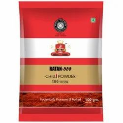 Chilli Powder, Packaging Size: 100 g, Packaging Type: Packets