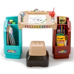 Create & Store Art Desk