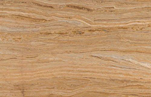 Wooden Tra Onyx Travertine Marble R K Marble Pvt Ltd