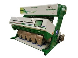 Fowler Westrup Color Sorter For Rice, Capacity: 1 Tph To 12 Tph, MCR series