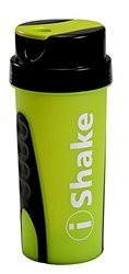 Green Ronnie Shaker Bottles