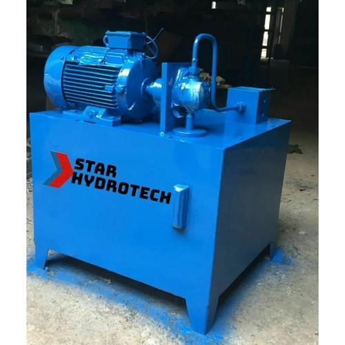 Star Hydrotech Iron Hydraulic Power Pack