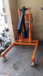 Electric Floor Crane