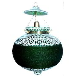 Round Glass Lamps