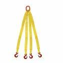 Multi Leg Web Sling